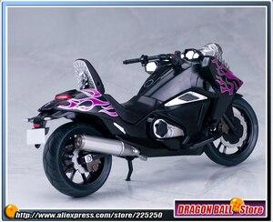 """Image 2 - Japão """"mascarado kamen rider drive"""" original bandai tamashii nações shf/s. h. figuarts pvc figura de ação bicicleta passeio chaser"""