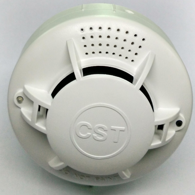 Battery Powered Photoelectric Smoke Alarm  Independent smoke detector Single station type smoke detector battery powered photoelectric smoke alarm independent smoke detector single station type smoke detector