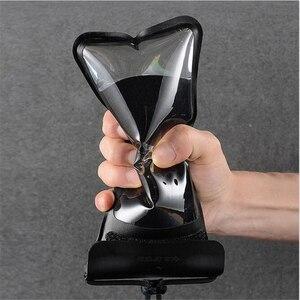 Image 4 - Youpin Guildford водонепроницаемая сумка для дайвинга, рафтинг, запечатанный чехол, сумка для мобильного телефона, сухая с ремешком, водонепроницаемый мембранный чехол, сумка H30