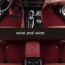 HeXinYan Custom Car Floor Mats for Opel all models Astra g h Antara Vectra b c zafira a car accessories auto styling