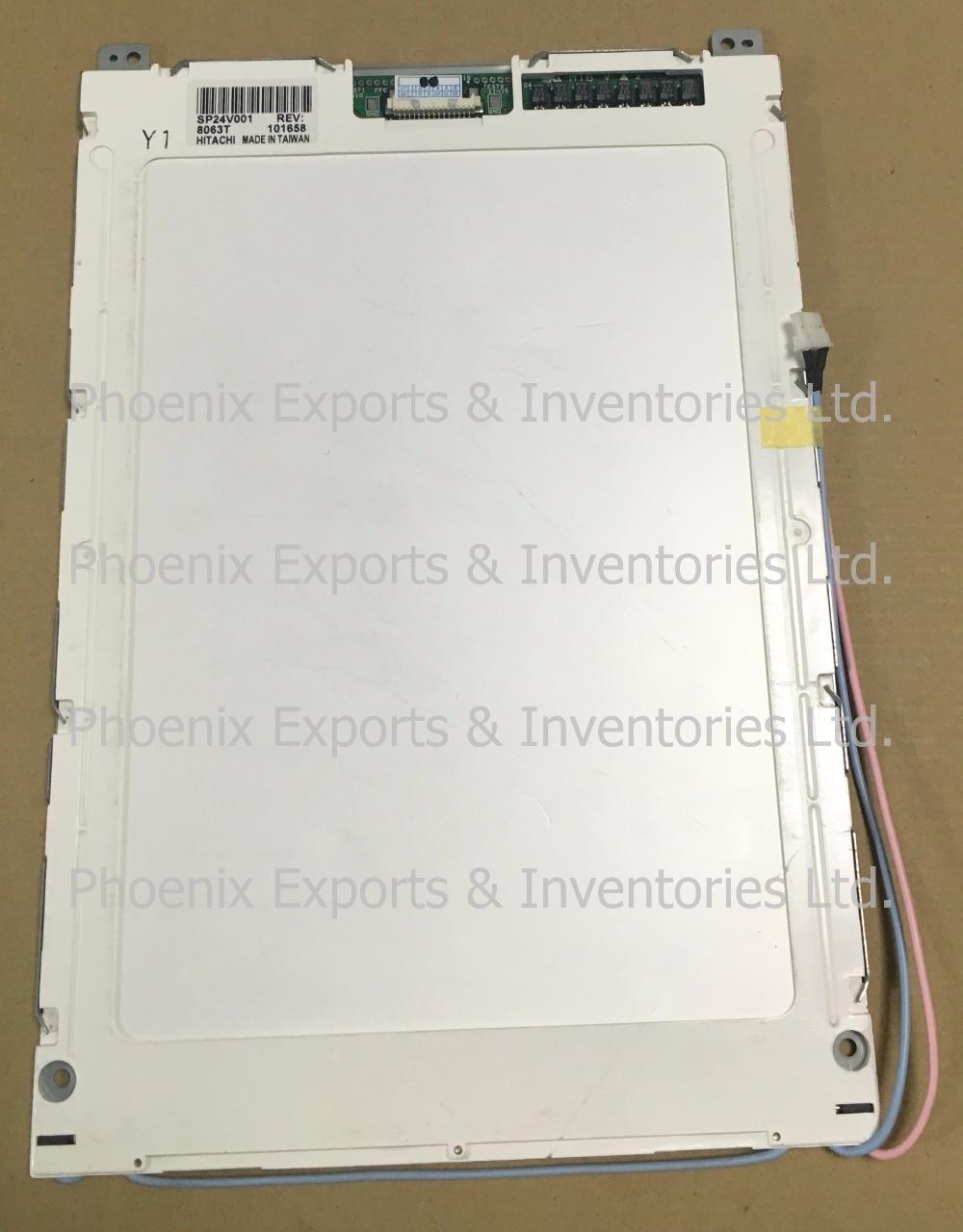 SP24V001 9 4 640 480 LCD DISPLAY PANEL