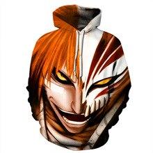 2019 Hoodies Men Women 3D Hoodie Dragon Ball Sweatshirts Anime Fashion Casual Tracksuits Jackets Hooded Pullove