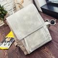 Женщины кожа рюкзак милые женщины крышка студент сумки для подростков девушки твердого молния harajuku опрятный стиль рюкзаки