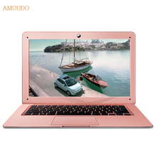 Amoudo-6C 8 ГБ RAM + 120 ГБ SSD 14 дюйма 1920*1080 FHD Системы Windows 7/10 Intel Quad Core WIFI + LAN Ультратонкий Ноутбук Ноутбук