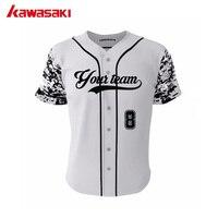 2016 Cheap Sublimated Baseball Jersey Full Button Up Baseball Jerseys