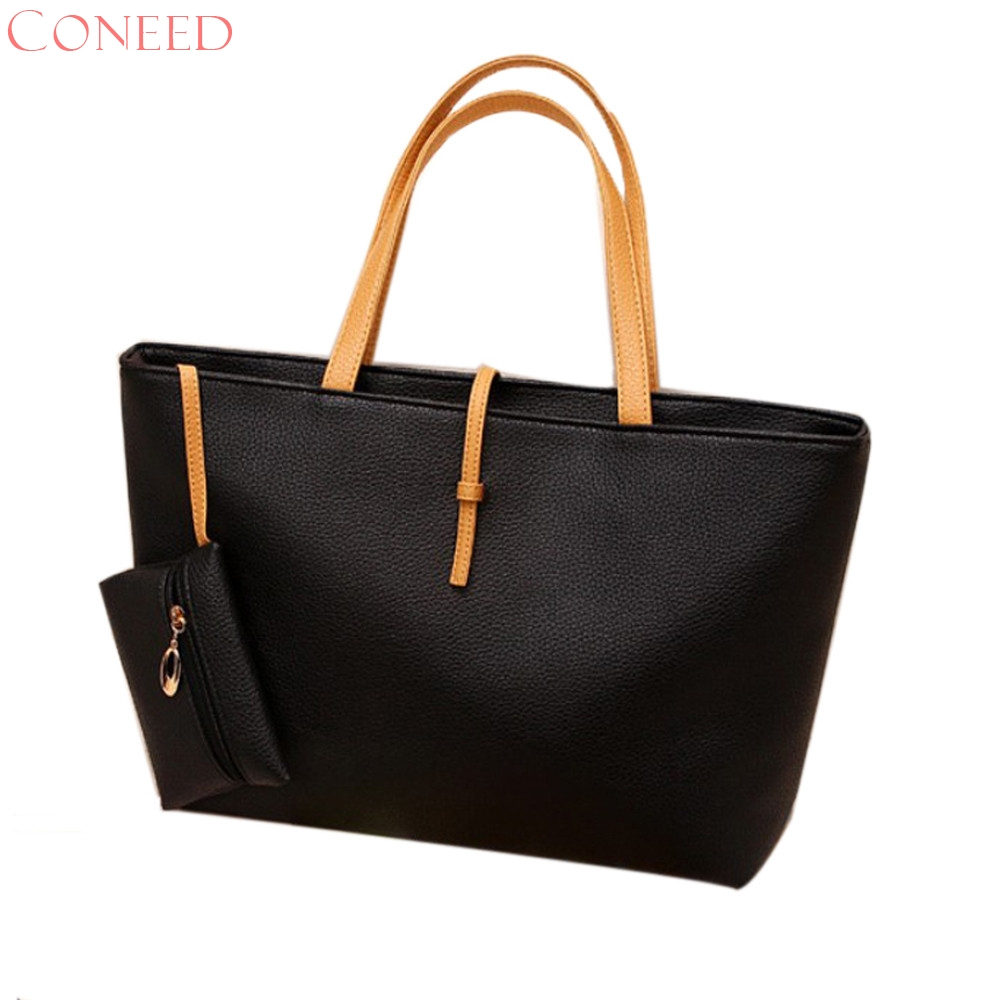 CONEED New Handbag Lady Shoulder Bag Tote Purse Women Messenger Hobo Crossbody Bag Sep7 R30 цены онлайн