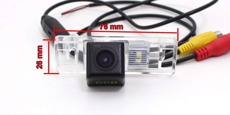 For Peugeot 3008 3008CC Car Intelligent Parking Tracks Camera HD Back up Reverse Camera Rear View Camera (1)