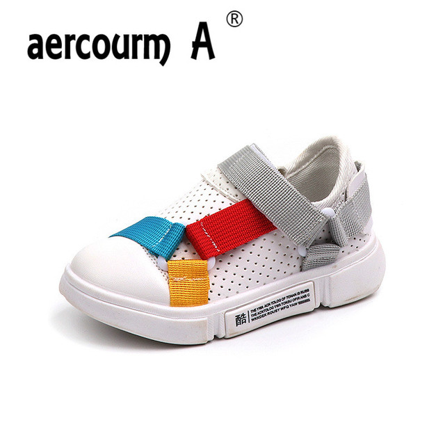 b6e6312ca Children-Autumn-Winter-Shoes-Girls-Casual-Soft-Bottom-Shoes-Children -Buckle-Sports-Shoes-Boys-Sneakers-Breathable.jpg_640x640.jpg