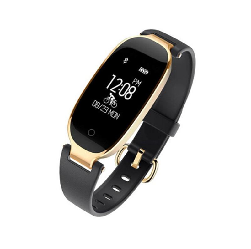 MeiBoAll S3 Smart Band Narukvica Djevojka Žene Heart Rate Monitor - Pametna elektronika - Foto 2