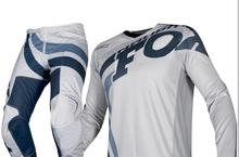 2019 IMPERTINENTE Fox MX 180 Cota Jersey & Pant Combo Motocross Dirt Bike Moto Off-road ATV BMX Engrenagem conjunto