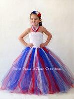 Rainbow Girls Dress Princess Summer Kids Tutu Dress Wedding For Girls Casual Flower Girls Clothing For