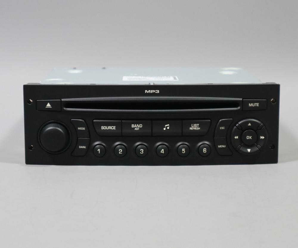 Citroen C3 Peugeot 206 307 Vdo Radio estéreo reproductor de CD