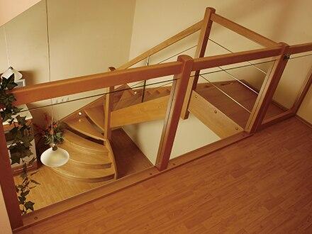 皇朝品轩楼梯现代系列HCXD-008