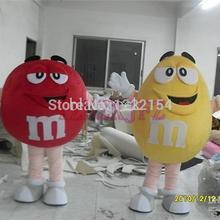 a3fe9b0dcf09 Vendita calda Schiuma Adulto carino pacchetto di Vendita Caldo Giallo e  rosso Chicco di Caffè Costume Della Mascotte di Chicco d.