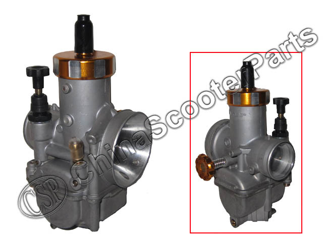 PE 30  30MM Carburetor for Keihin Koso OKO CNC Golden Screw
