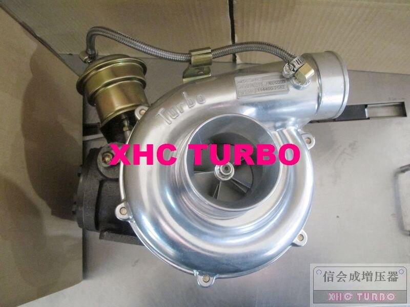 NEW RHC7 114400-2582 Turbo Turbocharger para Isuzu 6BG1 VI81