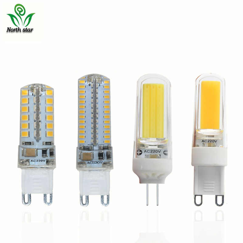 G4 led Lamp 12V AC 220V SMD3014 3W 5W 6W 220v Replace 20w 30W 40W 70W halogen lamp 360 Beam Angle LED Bulb