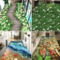 Креативные садовые коврики для прихожей с 3D-принтом цветов  коврики для спальни  гостиной  Настольный коврик для кухни  напольный коврик для...
