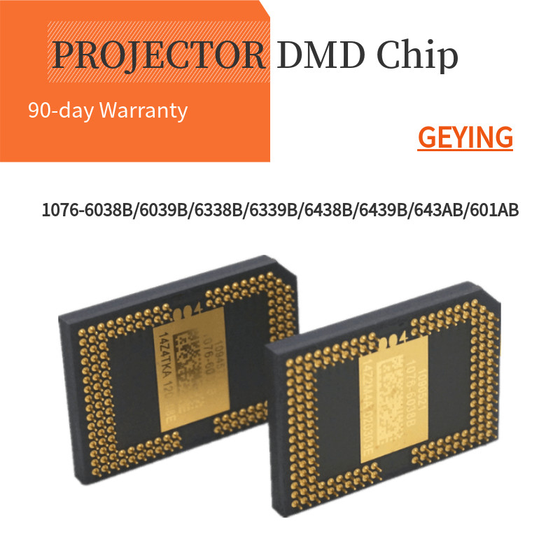 FREE SHIPMENT Brand New 1076-6038B 1076-6039B 1076-601AB 1076-6439B Projector DMD Chips for MX301 1410X MP626 MP525P MX514P 1076 6038b projector dmd chip for optoma dt322 projector