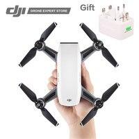 Оригинальный DJI Spark Drone Мини Quadcopter время полета 16 минут Жест WiFi Управление FPV Gimbal 2 оси 12MP Камера 50 км/ч