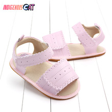 Infant Toddler Newborn Shoes Fashion Faux Fur Baby Summer Cute Boys Girls Soft Sole Indoor 0-18M