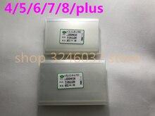 50pcs 250um 4.7'' 5.5'' OCA Optical Clear Adhesive for iPhone 8 7 6 6s plus X 10 4 4s 5 5c 5s SE OCA Glue Touch Glass Lens Film oca ocp java se 7 programmer i