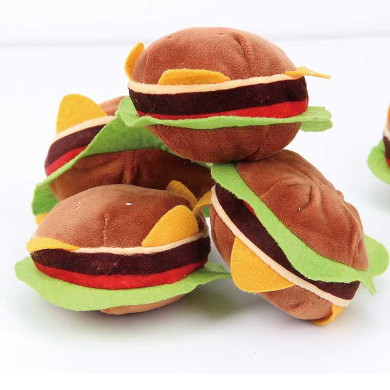 10CM Donald's Creator Model Delicious Food Hamburgo / Papas fritas / - Muñecas y peluches - foto 3