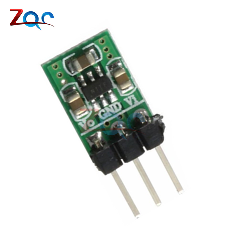 5 Stücke Mini 2 In 1 Dc-dc 1,8 V-5 V Zu 3,3 V Power Module Schritt Unten Schritt Up Konverter Wifi Bluetooth Esp8266 Hc-05 Cc1101 Ce1101 Modische Muster Transformatoren Elektrische Ausrüstungen & Supplies