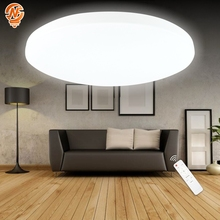 Modern LED Ceiling Lights Lighting Fixture Lamp Living Room Bedroom Kitchen Surface Mount Remote Control