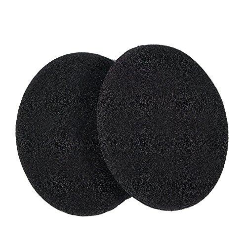 Pair of Replacement Foam Earpads Ear Pads Cushions For Sennheiser HD400 HD470 Sony MDR-RF815R Philips RF8600 Headphones