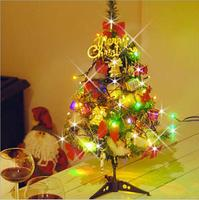 60CM Artificial Christmas Tree Decorations For New Year Decorated Holiday Related Ornaments Xmas Tree