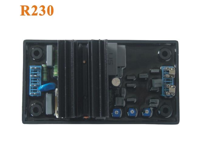 цена на Leroy Somer Generator AVR R230