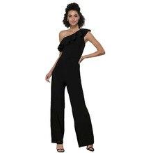 8a6b716e434 MUXU black sexy jumpsuit bodysuit one piece body women monos largos mujer  pantalon largo backless playsuits