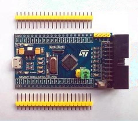 Free Shipping!!! STM32F103C8T6 minimum system / ARM learning board / core board cortex-m3