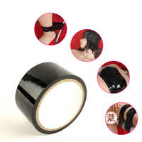 BDSM Bondage Tape Slave Adult Games bondage Restraint Erotic Tape Static Flirting SM Fetish Erotic Sex Toys For Couples Foreplay