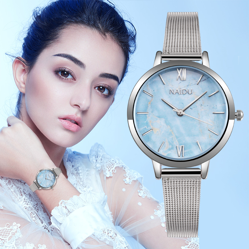 Ladies Watch Women Wrist Watches Women's Wristwatch Simple Designer Quartz Watches For Women Female Clock reloj mujer 2018 1
