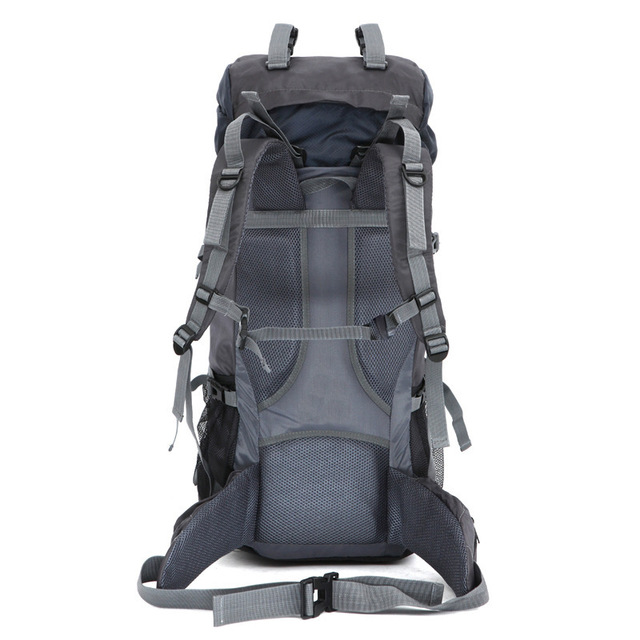 60L Large Professional Mountaineering Backpack Men Travel Backpacks Famous Brand Nylon Rucksack Luggage Bags mochila New XA745H