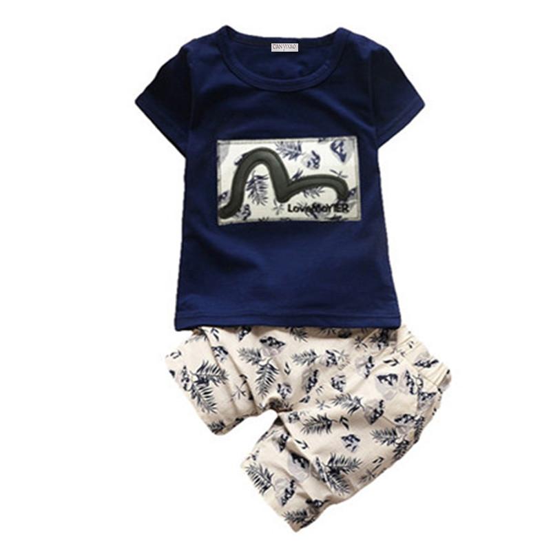 Kid-Boys-Clothing-Sets-2017-Summer-Kids-Clothes-for-Boys-Fashion-t-shirt-pants-2-pcs