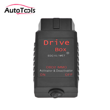 Drive Box OBD2 IMMO disactivator Activator per EDC15/ME7 IMMO disactivator