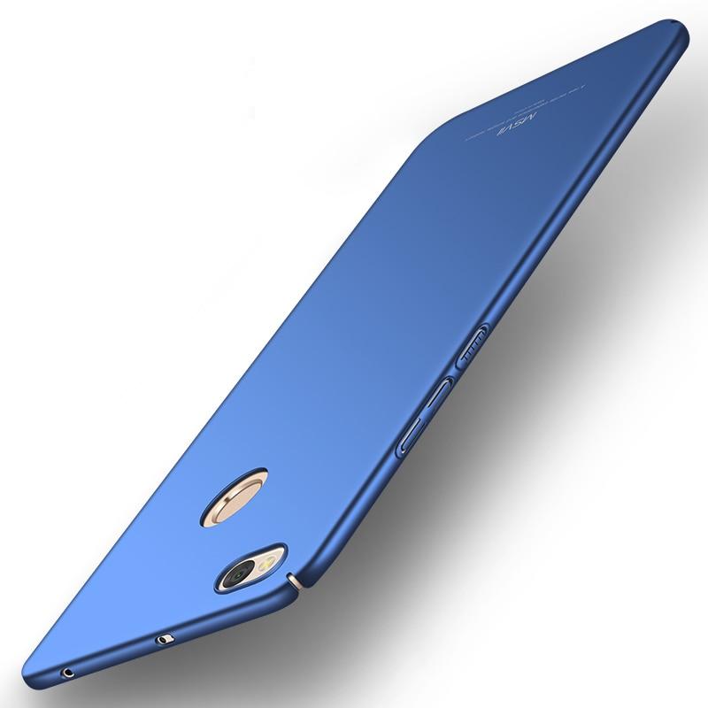 Xiaomi Redmi 4 Pro Case Xiaomi Redmi 4 Pro Cover Original MSVII Slim Smooth Matte Hard