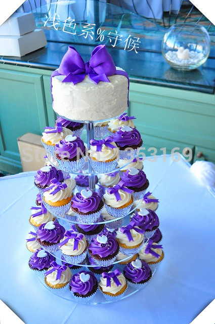 Baby Shower Of Cake Stand Perfect Wholesale Round 5 Tier Acrylic