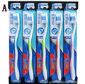 5 Pcs Family Set Toothbrush Double Ultra Soft Toothbrush Nano-antibacterial Tooth Brush Soft Toothbrush Oral Hygiene Tool