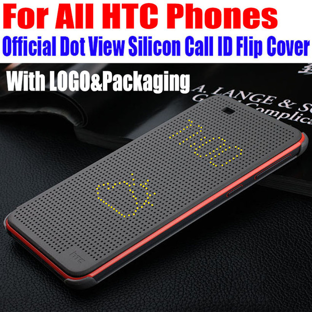 Smart Dot View TPU phone cover Cases for HTC One M8 M9 E8 E9 PLUS A9 X9 EYE ME 626 626G 820 826 620 820Mini Butterfly 2 3 HA1