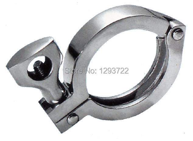 Mm ss tri clover clamp stainless steel