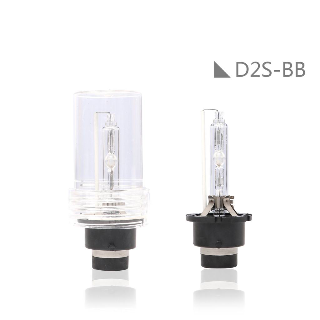 Pair of D2S 10000K Deep Blue High//Low Beam HID Xenon Conversion 35W Light Bulbs
