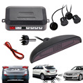 Car LED Parking Sensor Kit Display Car Auto Parktronic 4 Sensors cars Reverse Assistance Backup Radar Monitor System Buzzing