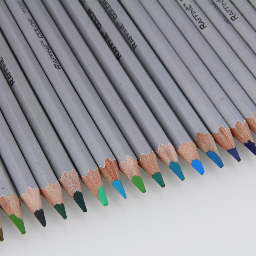 Marco 7100 colored pencil Professional Marco Fine Drawing Pencils for Writing Sketching with  extra 4 small gifts
