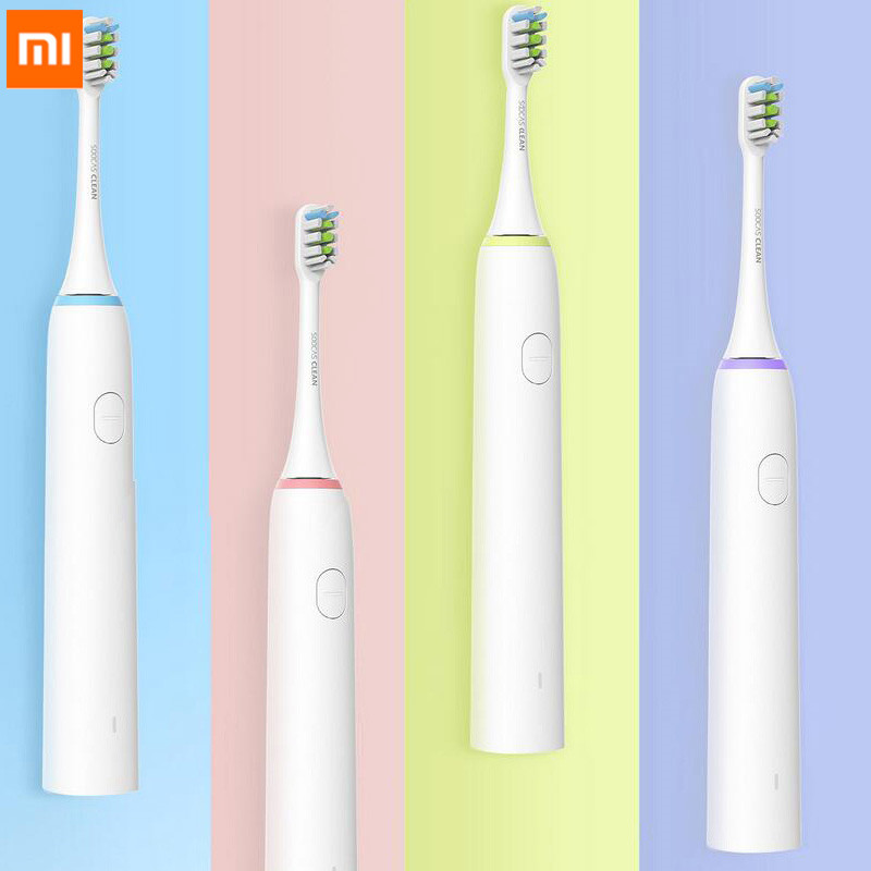 XIAOMI SOOCAS X1 Sonic Electrical Toothbrush Waterproof Rechargeable Sonic Ultrasonic Toothbrush Intelligent Dental Health Care soocas x3 sonic electric toothbrush
