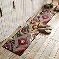 Infantil tira brilhante cozinha carpet pad mats anti slip tapete absorvente de óleo pode lavar a mão lavável na máquina casa personalizada