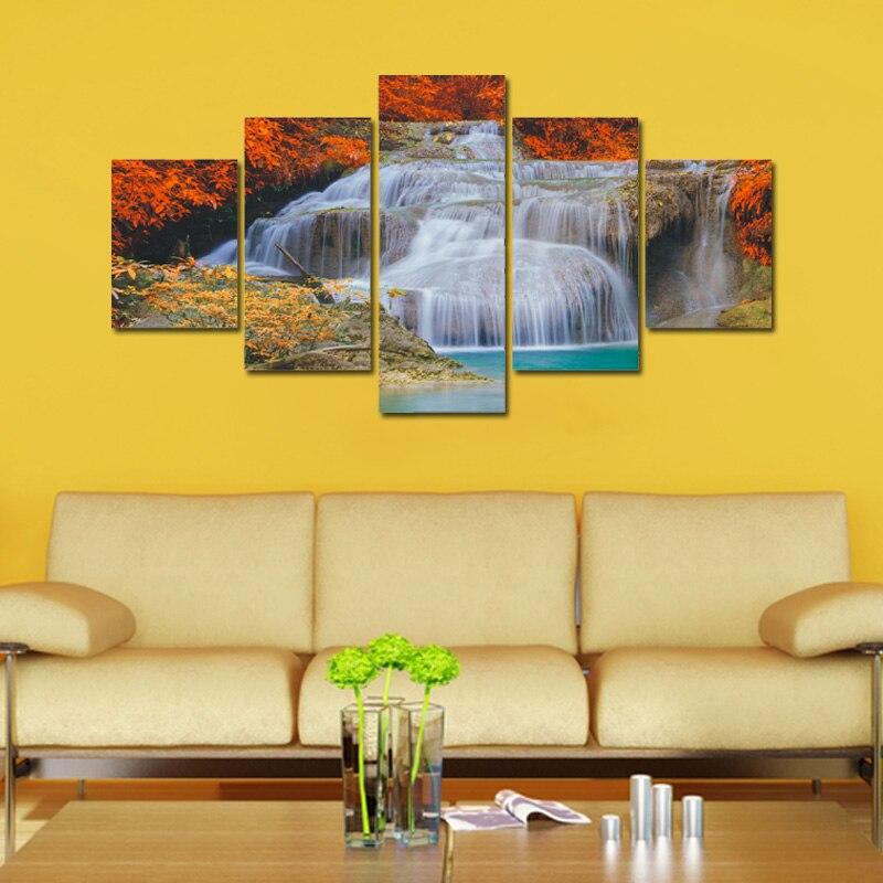Paisaje de la toscana compra lotes baratos de paisaje de - Panel decorativo para pared ...